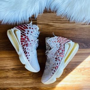 Lebron 17 PRM Win/Win Basketball Shoes